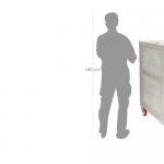 Macchina automatica polivalete YZ 1500